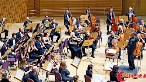 国庆之夜,俄罗斯爱乐交响乐团迷倒了申城观众
