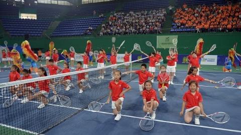 国庆长假七天动不停!首届上海市民网球节今日开幕