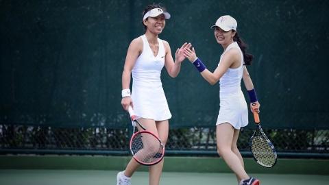 【爱上海,爱申活】秀球技展魅力 市民网球节最美赛事上演