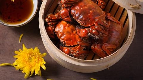 吃蟹品蟹的必备秘籍在这里  老人小孩要注意啦!