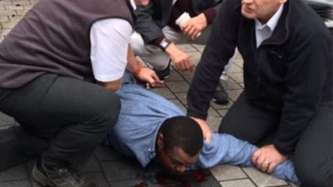 英男子驾车连撞11人 伦敦警方:系交通事故