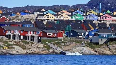 假期这么长,数百万人跨境游!世界这么大,有人去格陵兰岛看看!
