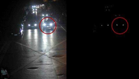 """上海启用首套新型""""电子警察"""" 滥用远光灯也能抓拍!"""
