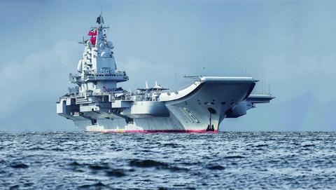 中国海军:神盾利箭,威震大洋