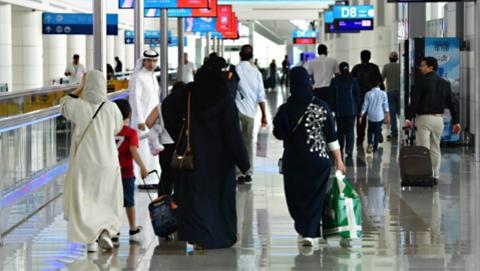 """""""看看野眼""""就能过海关?迪拜机场明年使用人脸识别技术"""