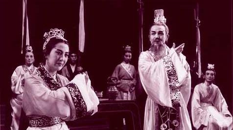 半个世纪前在《蔡文姬》演出现场见到了郭沫若先生