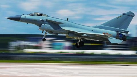 中国空军:空天一体、攻防兼备