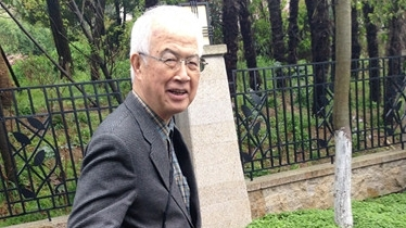 追忆日中协会理事长白西绅一郎:中日友好事业永远的楷模