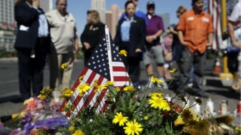 拉斯维加斯枪案受害者起诉军火生产商