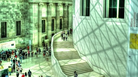 让世界更深刻地了解中国——大英博物馆33号展厅12月重开