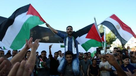 签新和解协议,哈马斯向法塔赫政府移交加沙地带管理权
