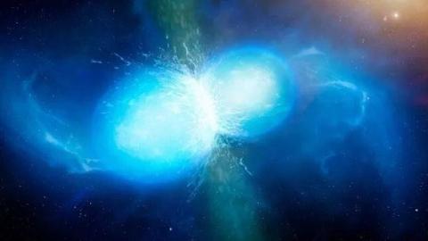 """引力波再被捕获 中国科学家首次""""带着装备""""加入""""探测天团"""""""