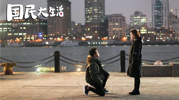 影视剧组纷纷来沪取景,浦江两岸美景成为拍摄热点