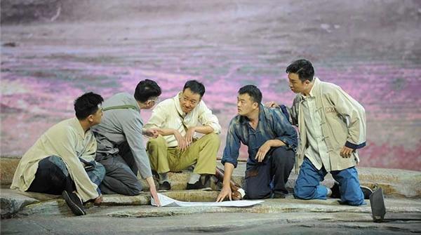 中国上海国际艺术节|一批红色题材作品集中亮相申城