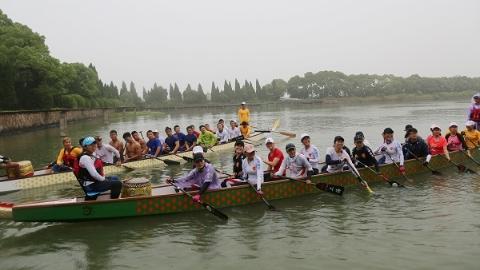 踏浪而行!上海海洋大学推进海洋特色运动育人平台建设