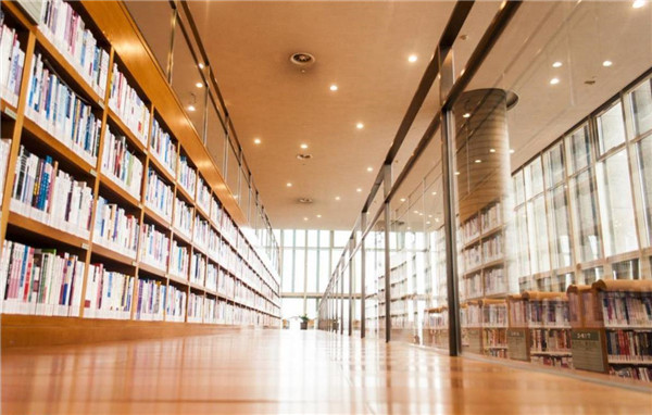 十日谈|图书馆丰盈我的精神家园