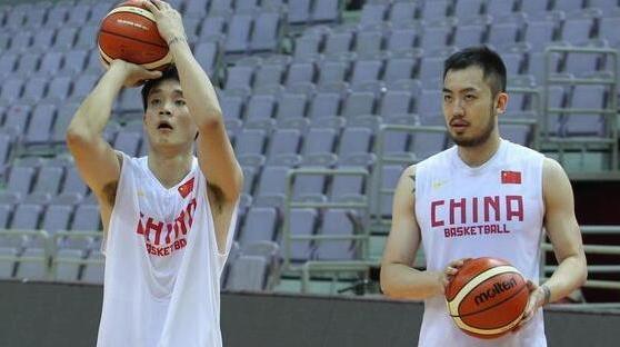 中国男篮公布世界杯预选赛名单