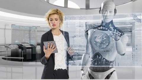 """未来十年之内,人工智能只是""""看上去""""很聪明"""