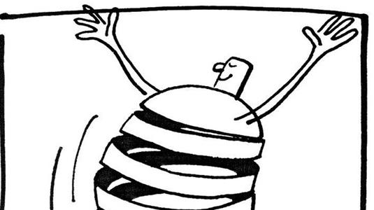 智慧快餐|胸围易测,胸怀难量