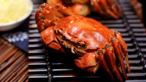 秋日食蟹季,品尝需有度