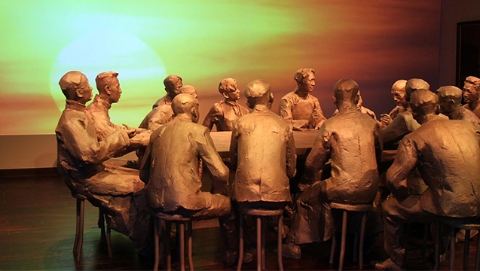 一大会址纪念馆陈展项目设计师胡晓云:跨越时空洗礼 重温伟大开端