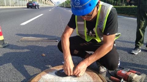 """会报警的窨井盖、能隔热的漆……阿拉上海越来越""""聪明"""" !"""
