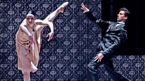 """荷兰舞蹈剧场登陆申城 身随心动""""狩猎""""观众的心"""