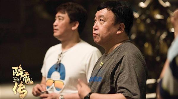 他拍过《赌神》《鹿鼎记》,现在王晶的第100部作品来了