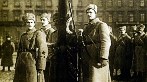 独家解密:苏俄红军是这样锻造成的