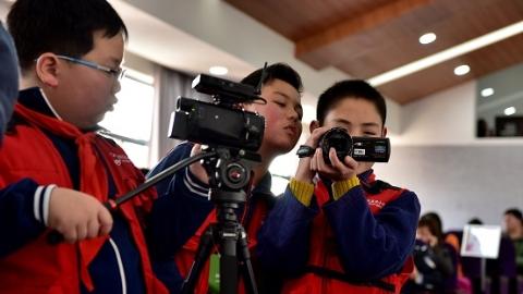 家门口好学校|吴泾实验小学:电视直播校园精彩每一天 让孩子锻炼完善自我?