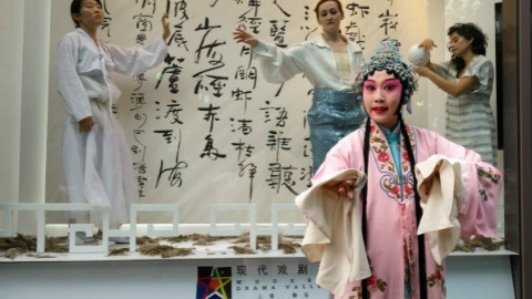 【领航新征程】新时代,新气象 |上海静安·现代戏剧谷:正被打造成国际顶尖艺术盛会