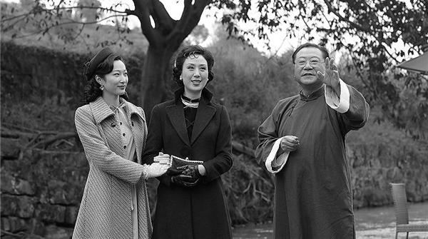 当老舍原著遇上弄堂文化,梅峰携《不成问题的问题》抵沪路演