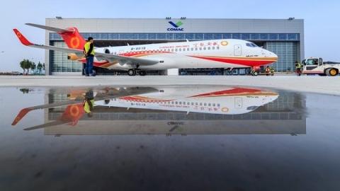 关注C919首次远航 | 中美适航协议生效 助推C919打开国际市场