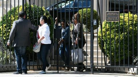 """美国""""封杀""""超过80家古巴酒店 美古关系出现倒退趋势"""