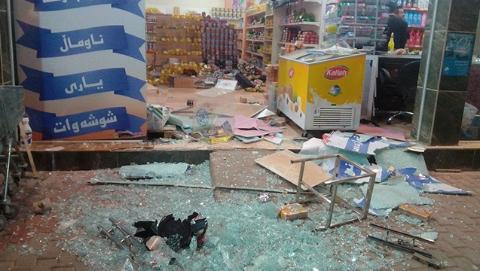 两伊边境发生7.2级强震 已致百人死亡千人受伤