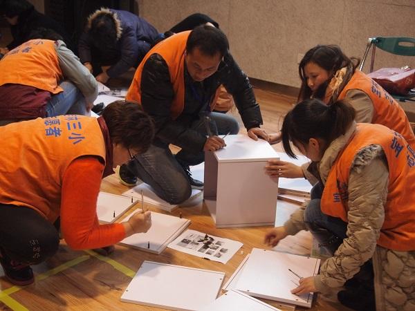家长志愿者参与到学校的教育教学中来。.JPG