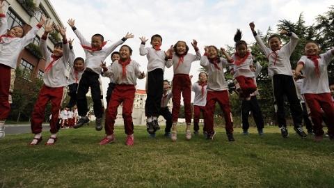 家门口好学校|宝林路第三小学:学生与教师和家长同学习同成长