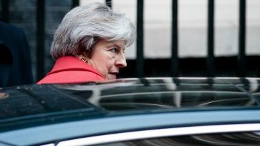 """英国外交大臣密信""""挑衅""""首相"""