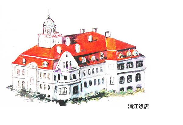 """老爷叔""""手绘地图""""记录上海发展 虹口居民曹玉良百幅画作登上《上海"""