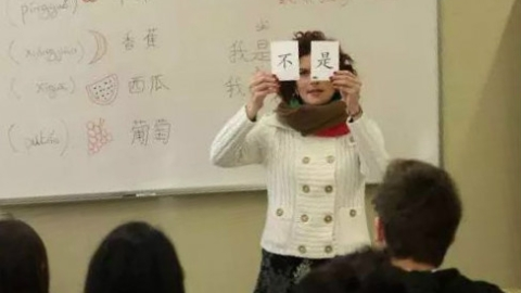 意大利掀起中文热: 全意279所学校开设中文课