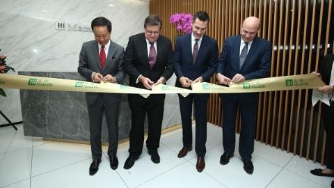 知名国际金融集团宏利在沪成立外商独资企业