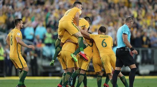 澳大利亚淘汰洪都拉斯晋级 亚足联首次有5支球队参加世界杯