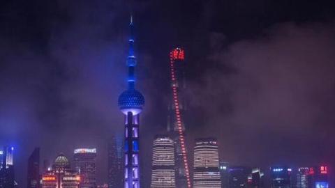 以色列蓝点亮东方明珠 沪上举办以色列文化节