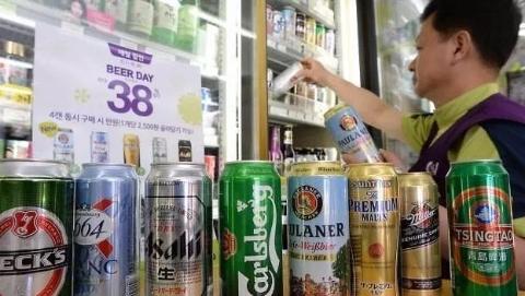 韩国人有多爱喝酒?每天都要来一大杯