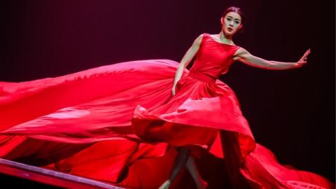 舞蹈剧场《一刻》源自生命感悟:刹那即永恒 一刻换一生