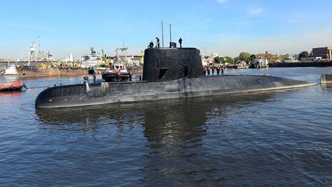 军方收到阿根廷失联潜艇信号?