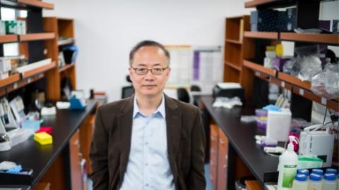 生活在上海 | 张鸿声:带着生物医药尖端技术回国 让更多绝症病人看到生的希望
