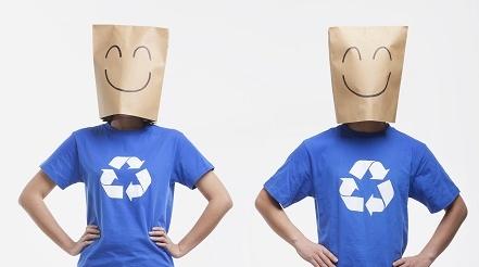 """长宁联手外卖平台推行""""以纸代塑"""" 外卖环保纸袋落地试点"""