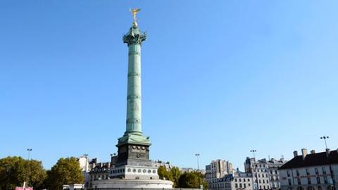 因噪音太大 法国巴士底广场将告别传统铺路石