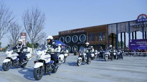 浦东警方启动非机动车、行人交通违法专项整治行动